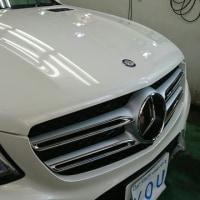 ベンツGLE350
