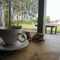 今日のソト◎カフェ『琵琶湖・和邇浜』