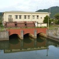 まち歩き滋賀0209  琵琶湖疏水 第1取水口