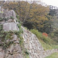 月山富田城 冬の陣 2