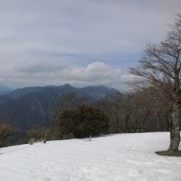 2016.2 雪の鍋割山
