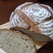 レーズン種のカンパーニュとスコーン◆天然酵母のパン作り