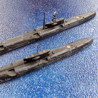 ピットロード「ソ連・巡航ミサイル原潜 エコーII 」1/700