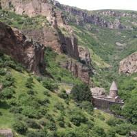 さすらいの風景 ゲガルド修道院 その1