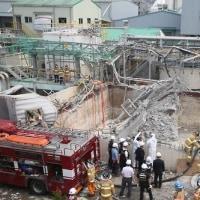 韓国・ハンファケミカルの工場爆発事故 死者6人に