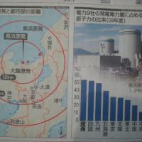 【1103/271:東日本大震災】関電、原発重視を強調 津波想定見直し示唆