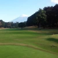 富士宮ゴルフクラブで玉砕