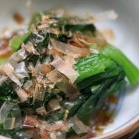 ほうれん草のお浸し~料理ブログへの私の思い