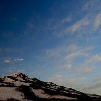 鳥海山のある風景(祓川)