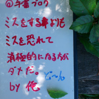 画期的?×手書きブログ