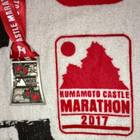 熊本城マラソン2017 レポ