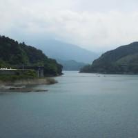 津久井湖から宮ヶ瀬湖へ