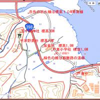 東日本大震災。避難場所を小学校屋上から高台神社に変えて危うく生徒教職員避難成功。南三陸町立戸倉小学校