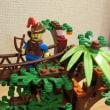 ★LEGO ロビンフッドより、#6071【森のつり橋】を出来る限り再現してみました~www(*´∇`*)!の巻