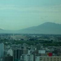 名古屋駅ゲートタワーからの眺望