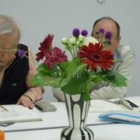 11月11日(金) 水彩画サークルがOBサロンで写生会