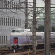 2017年7月28日,今朝の中央線 中央ライナー2号 E351系