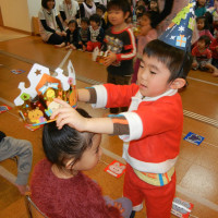 12月のお誕生会とお楽しみ会