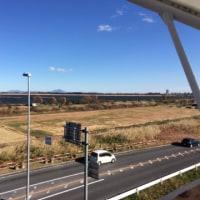 松田川ダム~渡良瀬遊水地プチツー
