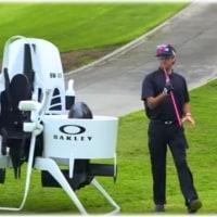 未来的ゴルフ