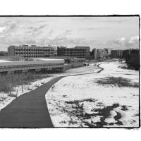 旧青葉山ゴルフ場は、東北大学の新キャンパス