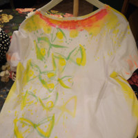 春のリメイクTシャツ!~m-etsuブランドの新作