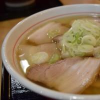 会津・喜多方ラーメン 板新の肉そば☆