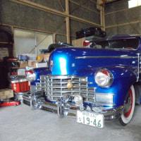 1946 キャデラック 搬送