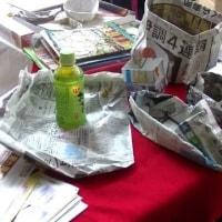 カトー折りが千代田区で広がる!第14回福祉まつりに出展しました。