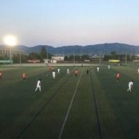 全国シニア(40歳以上)サッカー大会関西大会奈良予選1回戦