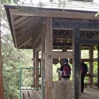 琴平ハイキングコース、羊山公園をハイキング
