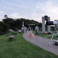 天体望遠鏡博物館 天体観望会 あじ竜王公園