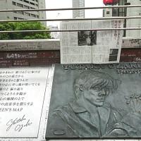 尾崎豊の命日にクロスタワー&尾崎オフ会参加2016