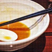 中華そば田家ふくふく@ふじみ野市 穴子そばは早々、津軽煮干も完売!ならば、まぜそば750円を!!