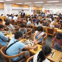 第38回朝日少年少女囲碁名人戦大阪府大会