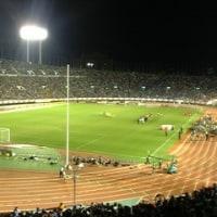 国際親善試合:日本対トリニダードトバゴ@国立