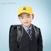 入学記念写真
