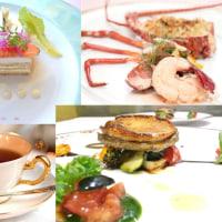 新鮮な海の幸の高級フランス料理☆