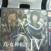 【ゲーム】真・女神転生Ⅳ【3DS】