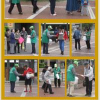 2017.1.20広島・呉 JR呉駅前で171PR・清掃活動