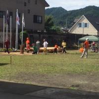 OLC 鬼石ロギングチャンピオンシップ 9/25