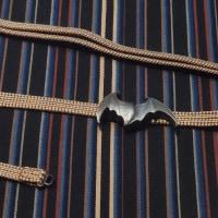 ミュージアム巡り 動物集合 金具 蝙蝠