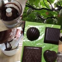 カカオ100% チョコレート作り