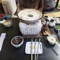 奥丹 湯豆腐