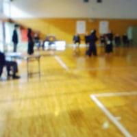 本宮剣道支部にて昇段審査会開催