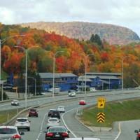カナダ東部の紅葉写真集