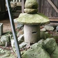長島月立の石造物抄