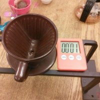 コーヒー ドリップ(ドリッパー)スタンド  村正刃物謹製