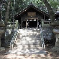 長野県飯田市・宮の前垣外古墳