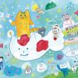 10/14〜11/3 NEKONOKO展+猫展+mini nokomart開催!
